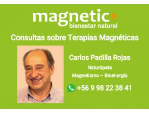 Consultas sobre Terapias Magnéticas